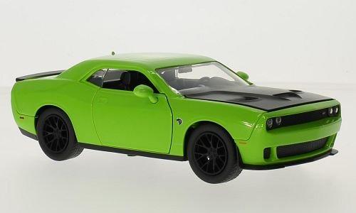 dodge-challenger-srt-hellcat-hellgrun-matt-schwarz-2015-modellauto-fertigmodell-jada-124