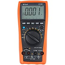 Alcoa Prime VC99 3 6/7 Auto Range Digital LCD Display Multimeter Tester Meter Tool High Quality May. 16