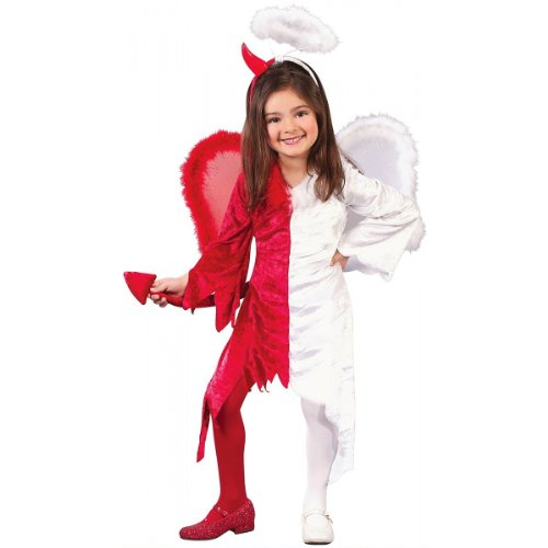 Naughty & Nice Costume - Large