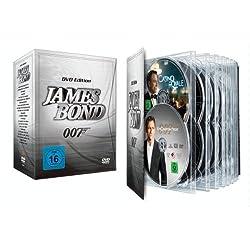 James Bond DVD Edition