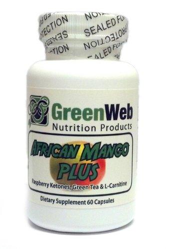 Green Web African Mango Plus