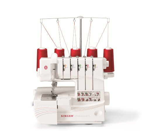 SINGER-14T968DC-Professional-5-5-4-3-2-Thread-Capability-Serger-Overlock-with-Auto-Tension