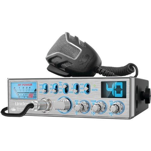 Uniden Pc787 Bearcat Cb Radio (Silver)