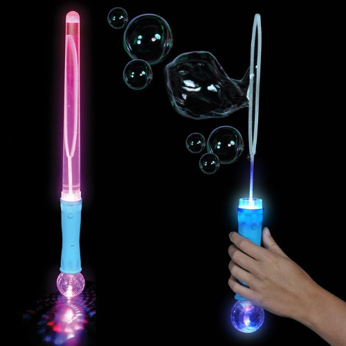 Light-Up Bubble Wand - 1