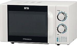 IFB 17PM MEC 1 17-Litre 1200-Watt Solo Microwave Oven (White)
