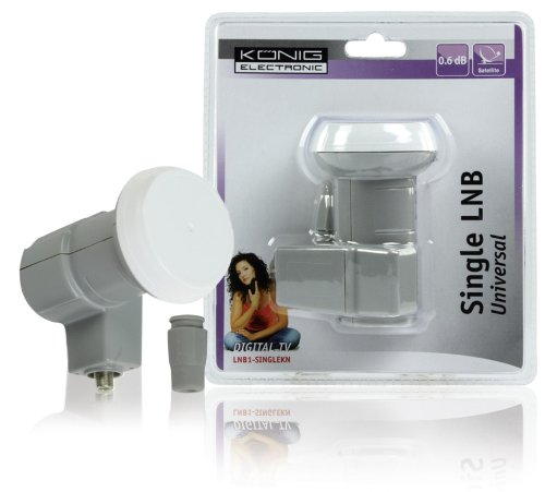 LNB single 0.6 DB
