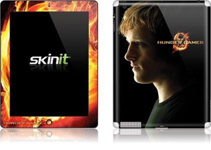 Skinit The Hunger Games -Peeta Mellark Vinyl Skin for Apple iPad 2