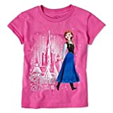 Disney Frozen Girls Anna T Shirt