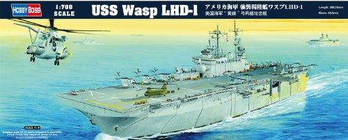 1/700 艦船シリーズ アメリカ海軍 強襲揚陸艦 ワスプ LHD-1