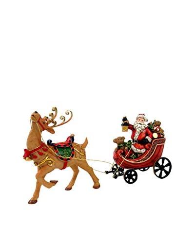 Decoracion Navideña Elemento Decorativo Navidad Trineo
