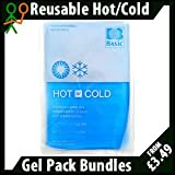 Reusable Hot Heat Ice Cold Cool Ice Gel Pack LARGE
