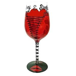 Sexy wine glasses
