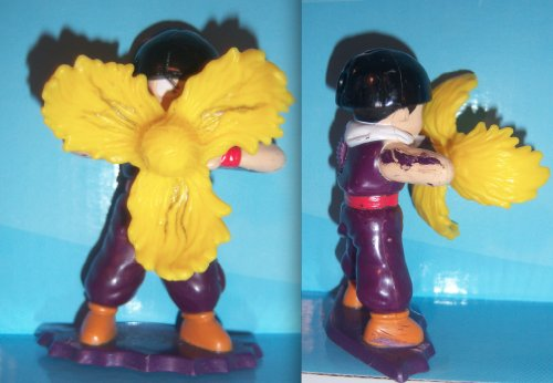 Burger King Kids Meal dbz DragonBall Z GOHAN 2003 - 1