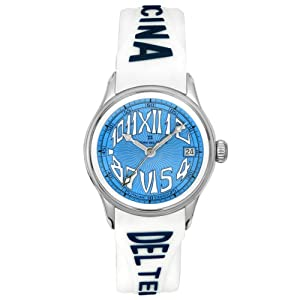 Officina del Tempo Women's OT1026/03CSWSW Safi Watch
