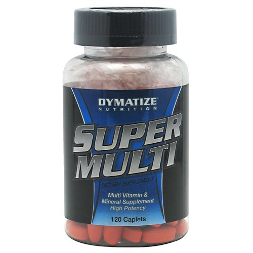 Dymatize Nutrition Super Multi 120 Caplets