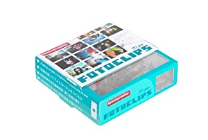 Foto Clips, 110 Pack