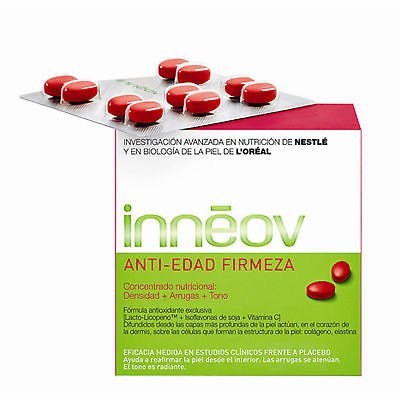Inneov Anti Age Ageing Anti-Age Firmness Firming Vichy Loreal 40 Capsules