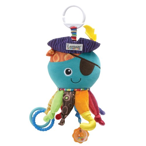 Lamaze Early Development Toy, Captain Calamari