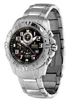 Festina Men's Tour Al 2 Alarm Chronograph Watch 16162/6