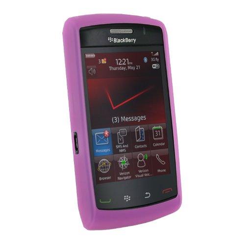 Coque de protection Skin Pink - rose Pour Blackberry 9520, 9550