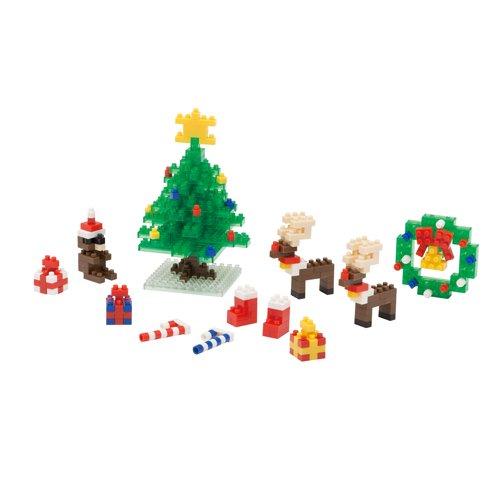 nanoblock クリスマスセット2014 NBH_077