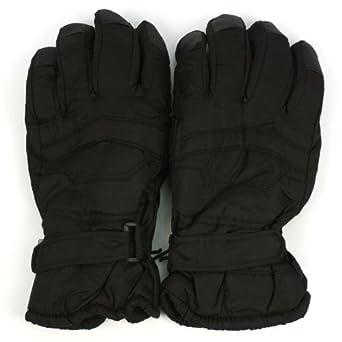 Men's Winter Thinsulate 3M Snow Grip Ski Velcro Wrist