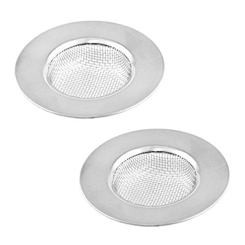 lantelme-5187-2-pcs-juego-de-acero-inoxidable-para-el-desague-ideal-para-bano-y-cocina