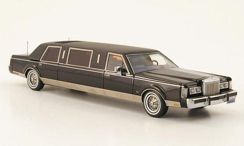 lincoln-town-car-formal-stretch-limousine-black-matt-black-1985-model-car-ready-made-neo-143