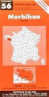 Carte routière : Morbihan