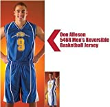 Don Alleson 546R Men's Stock Uniform Reversible Basketball Jersey (Call 1-800-327-0074 to order)