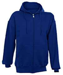 Russell Athletic Men's Dri-Power Fleece Full-Zip Hood