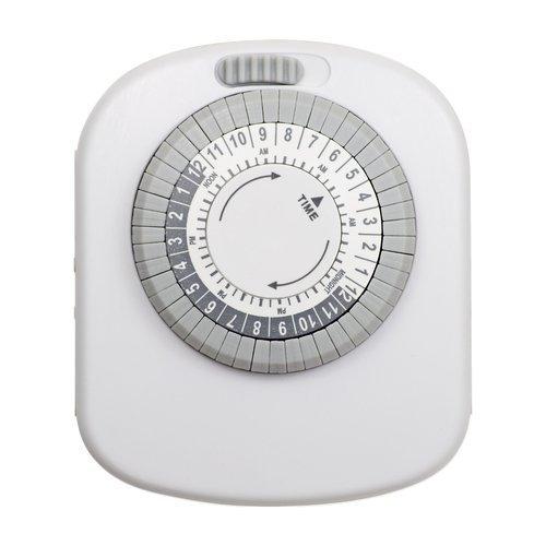 Utilitech Mechanical Residential Plug-In Timer