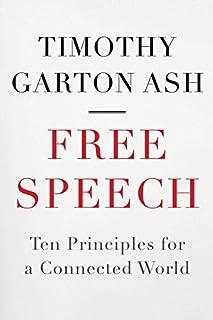 Book Cover: Free Speech: Ten Principles for a Connected World