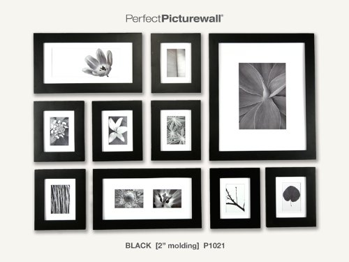stencils templates discount photo wall frame kit all in one system to create a perfect. Black Bedroom Furniture Sets. Home Design Ideas