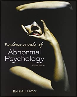 description of abnormal psychology essay Posttraumatic stress disorder, or ptsd, is an abnormal biological response that is a consequence of direct or indirect exposure to a severely traumatizing event.