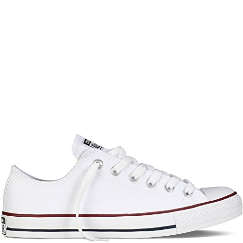 All Star Chuck Taylor Lo Top (7.5 (MEN) US, OPTICAL WHITE)