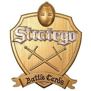 Stratego Battle Cards Card Game-2 players