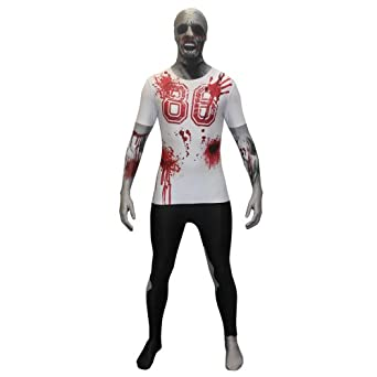 Morphsuits Premium Scary Zombie Skinsuit