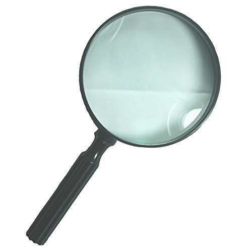 "4.75"" Magnifying Glass - 3X Magnification"