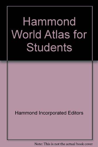 Hammond World Atlas for Students