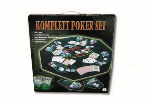 The Toy Company 6153288 - Poker-Set
