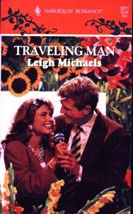 Traveling Man (Harlequin Romance), Leigh Michaels