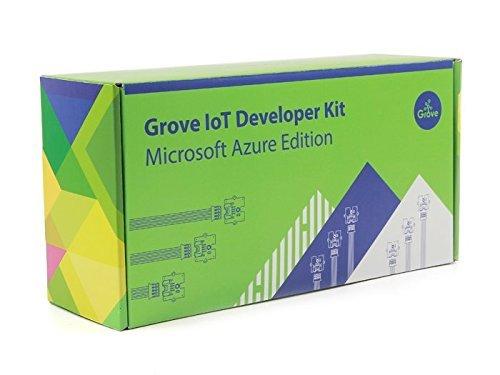 Seeedstudio Grove IoT Developer Kit - Microsoft Azure Edition (Developer Edition compare prices)