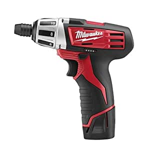 Milwaukee 2401-22 12-Volt Li-Ion Compact Driver Kit