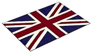 Teppich Union Jack Teppichgröße: 80 x 120 cm