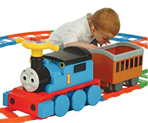 Thomas & Friends Battery Operated Train and 22 piece Track Set