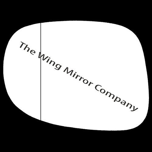lexus-is-220-2005200620072008200920102011201220132014-silber-aspharische-wing-tur-spiegel-glas-links