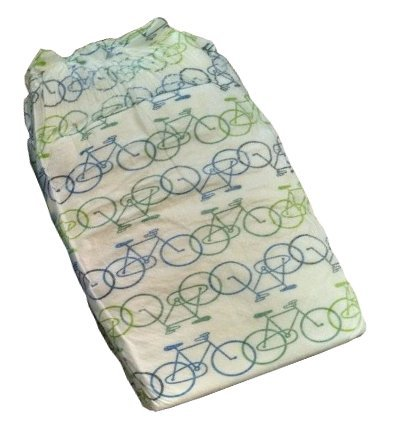 The Honest Company Diapers Size 3 - M - Bicycle - 1