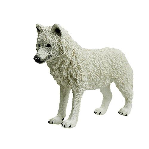 Schleich Arctic Wolf Toy Figure - 1