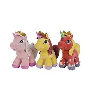 Schauen Sie sich Kundenbewertung für Simba Toys 105957532 - Filly Einhorn Plüsch, 25 cm